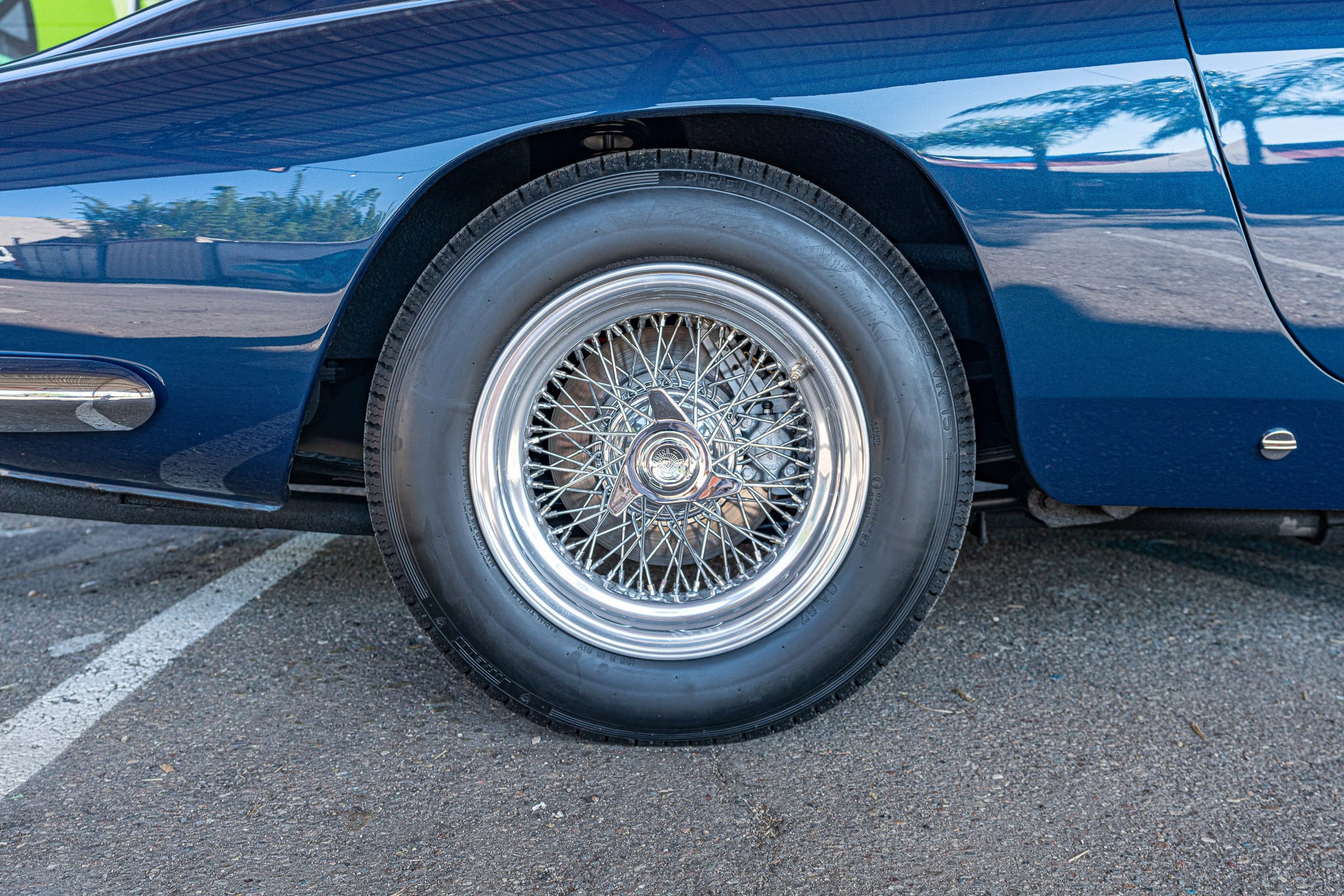 1963 Ferrari 250 GT Lusso #4481