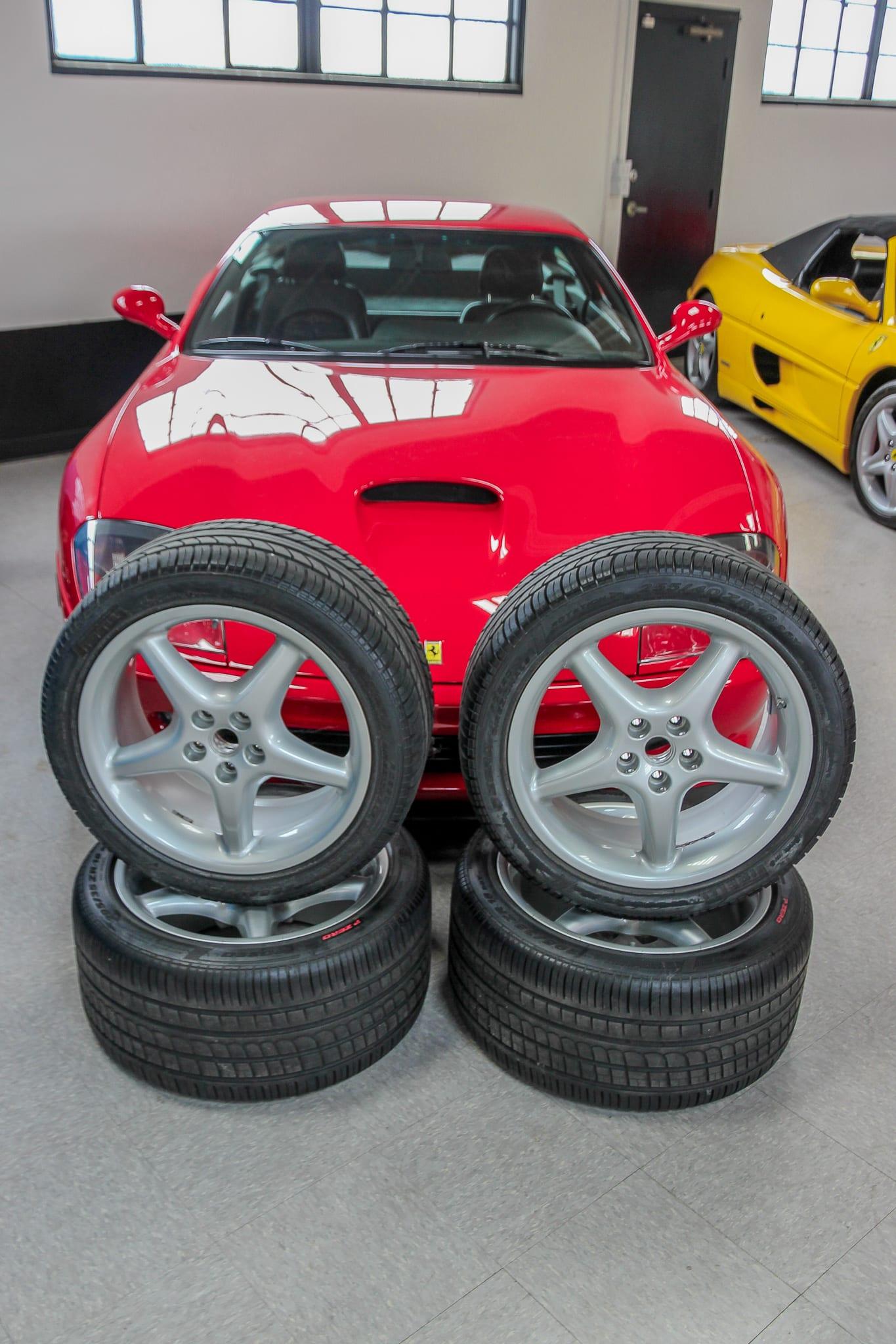 1999 Ferrari 550 Maranello #117091