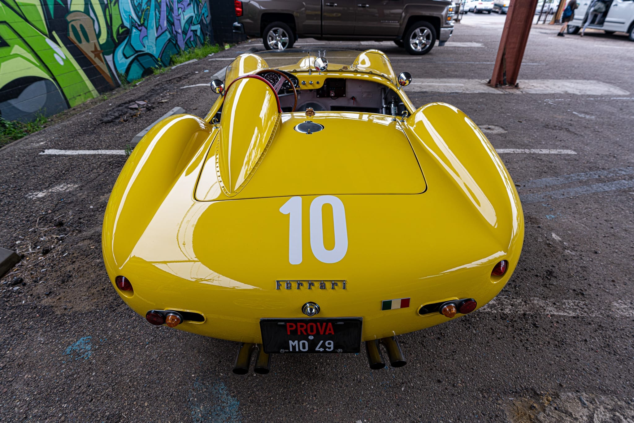 1959 Ferrari 196 SP Replica #2527