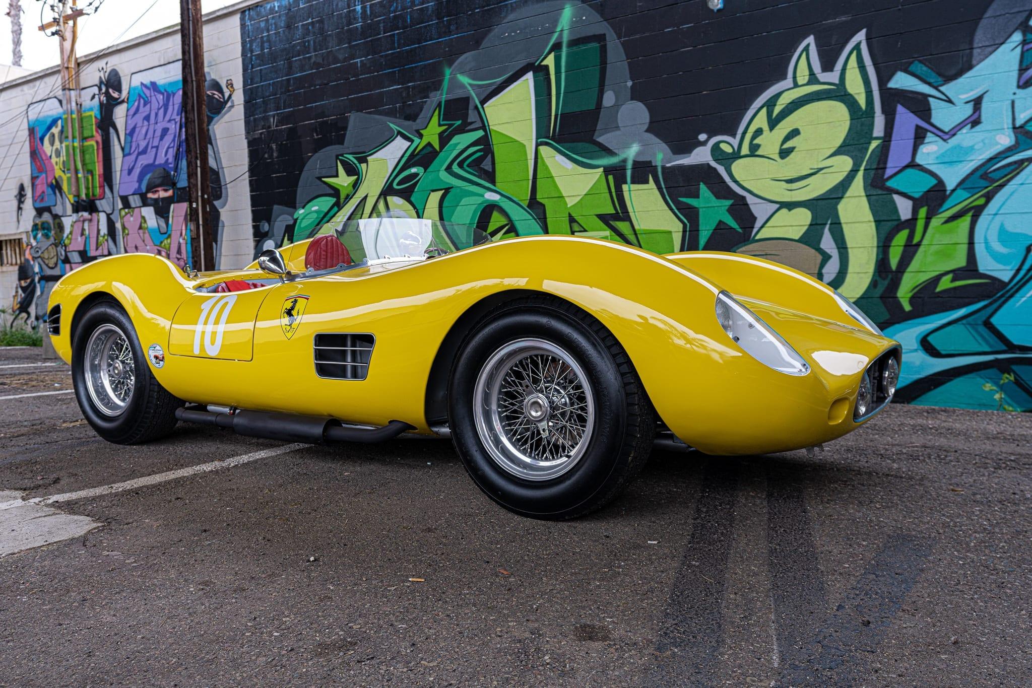 1959 Ferrari 196 SP Replica #2527
