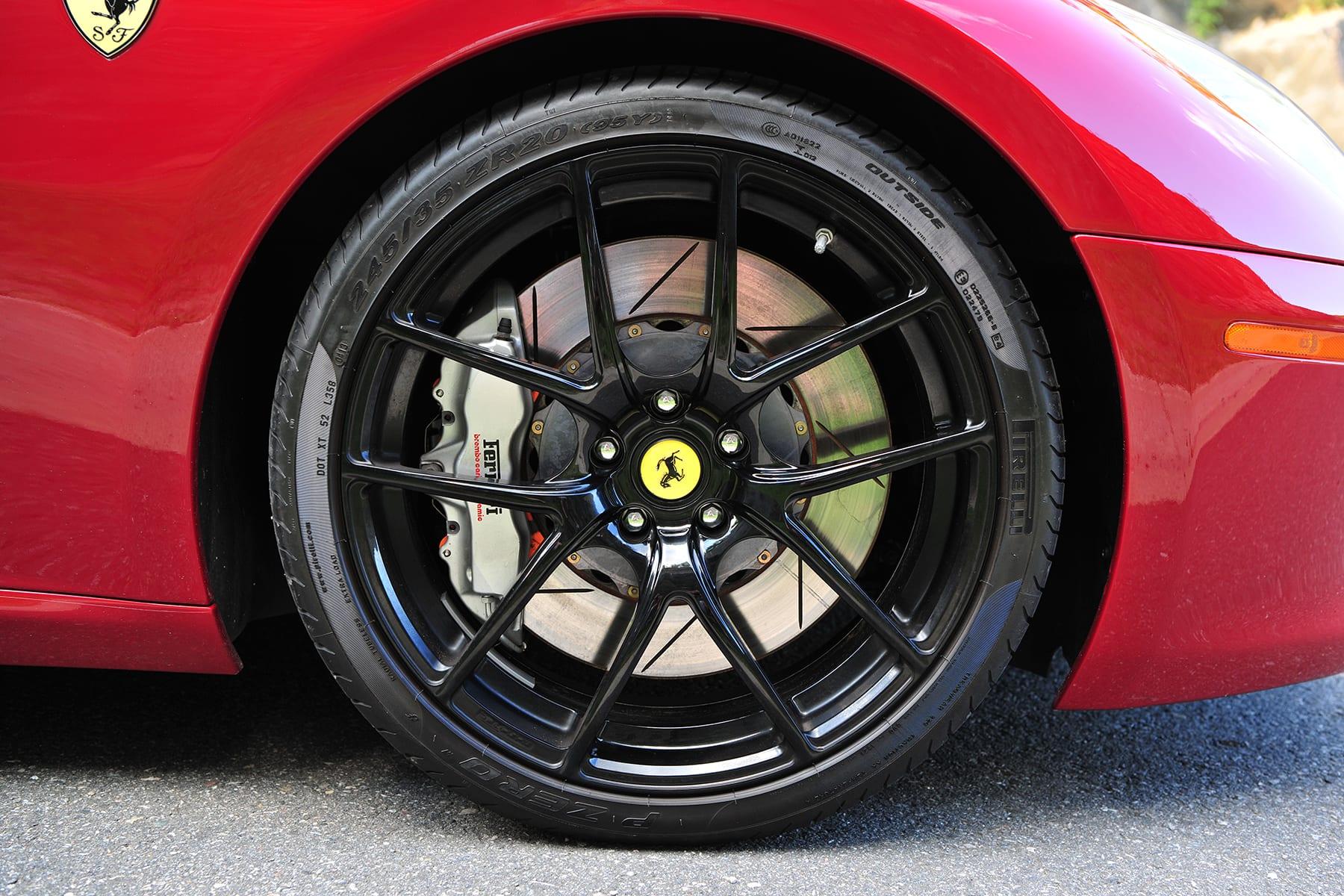 2008 Ferrari 599 GTB Fiorano HGTE #159219