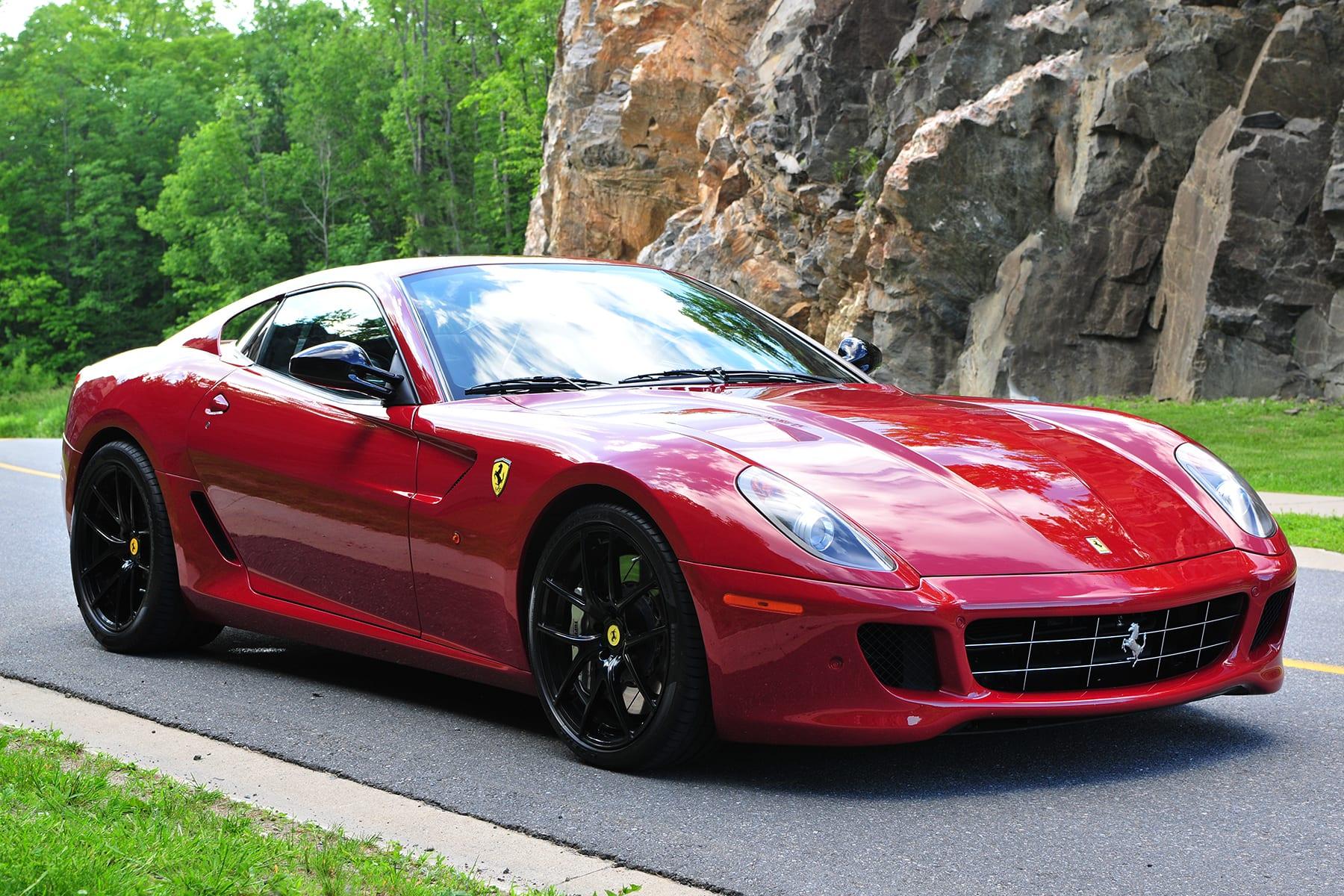 2008 Ferrari 599 Gtb Fiorano Hgte 159219 Ferraris Online