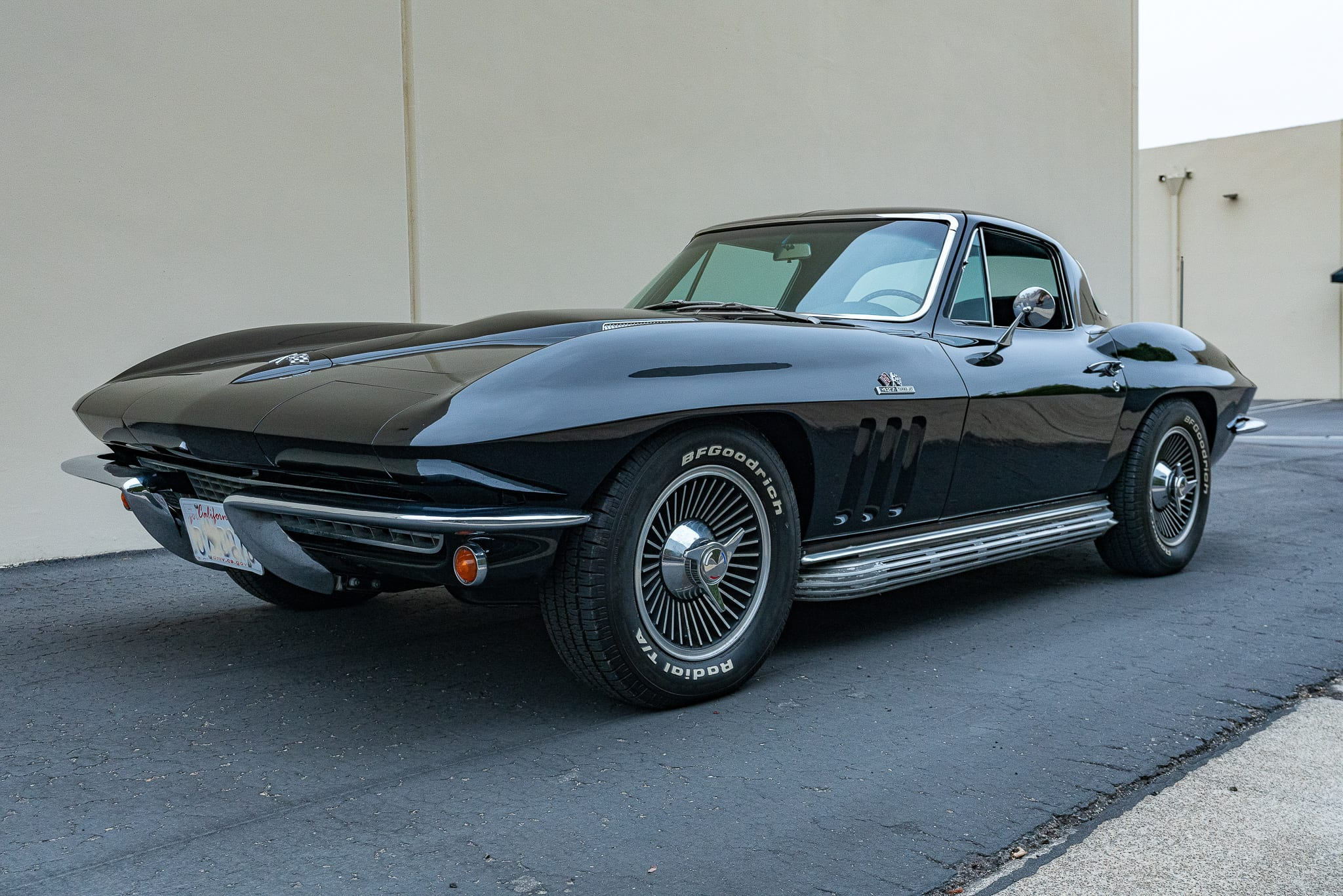 1966 Corvette Stingray 427 4-speed #109631