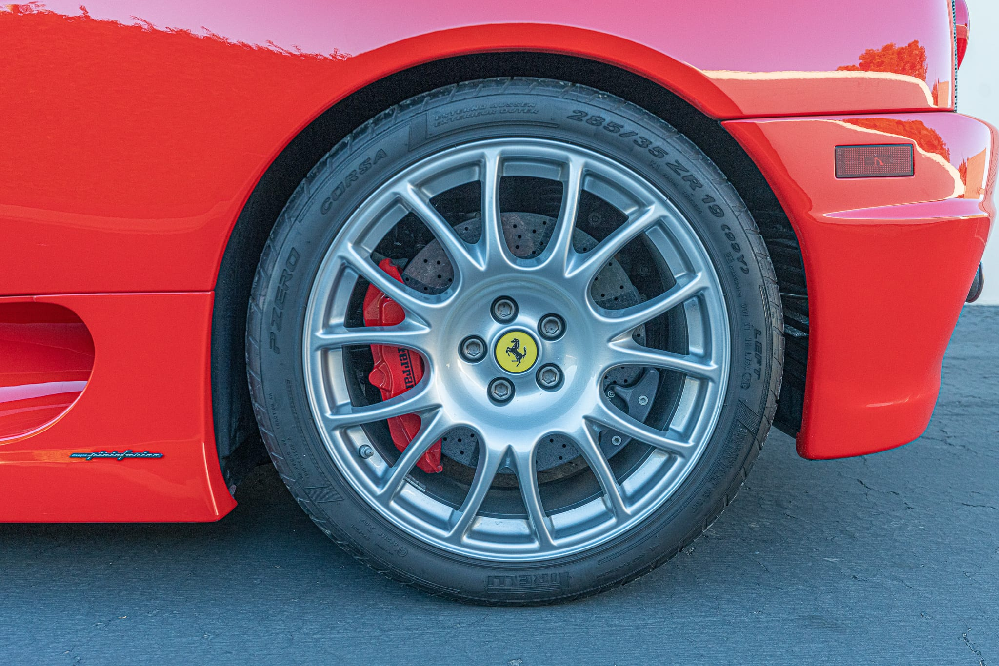 2004 Ferrari 360 Challenge Stradale #137475