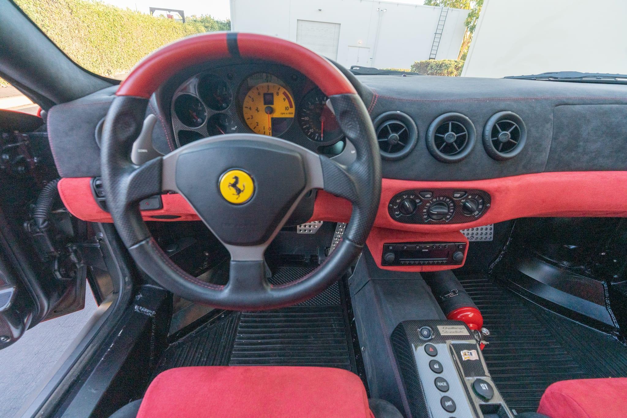 2004 Ferrari 360 Challenge Stradale 137475 Ferraris Online