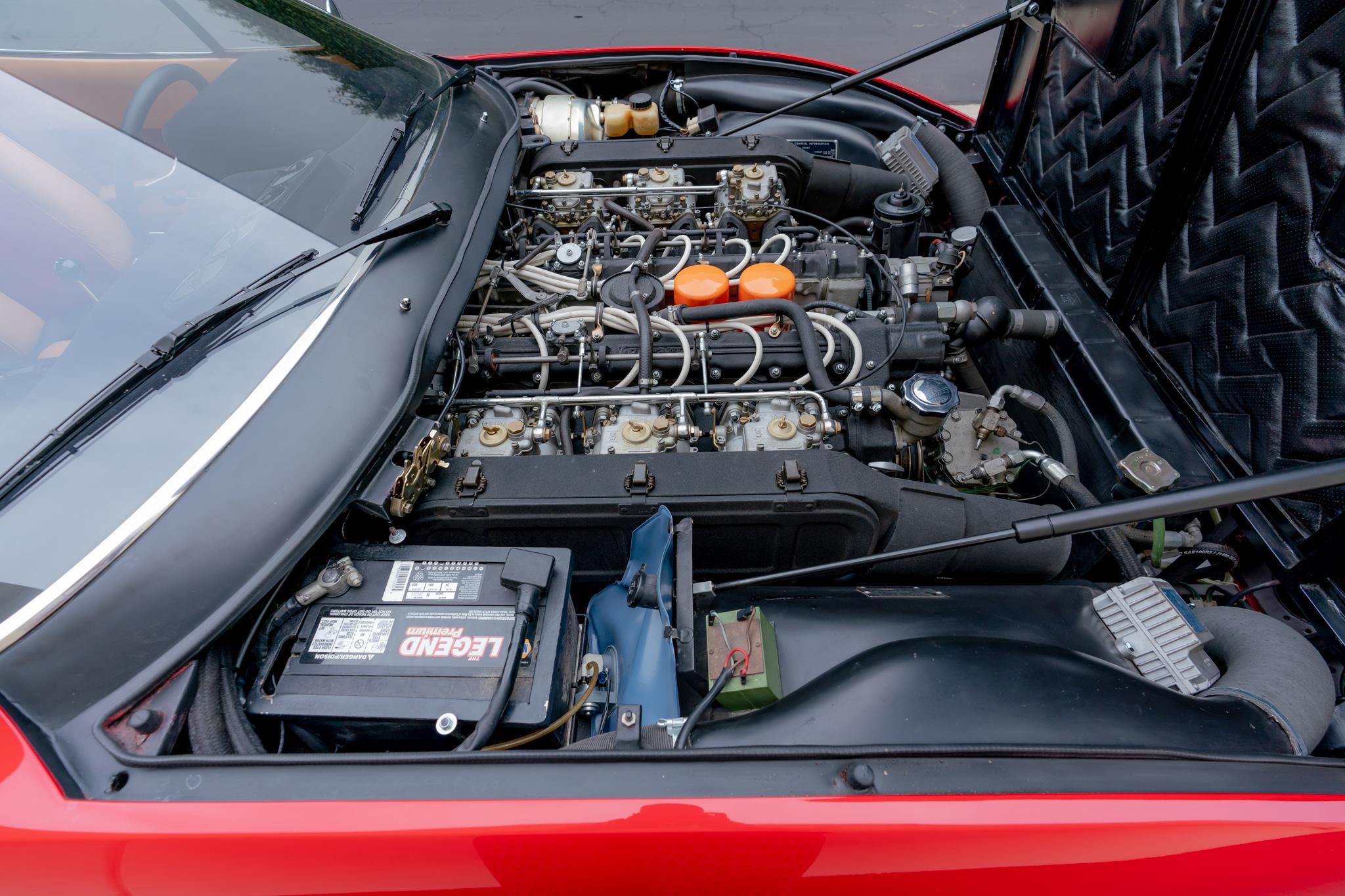1972 Ferrari 365 GTC/4 #15787