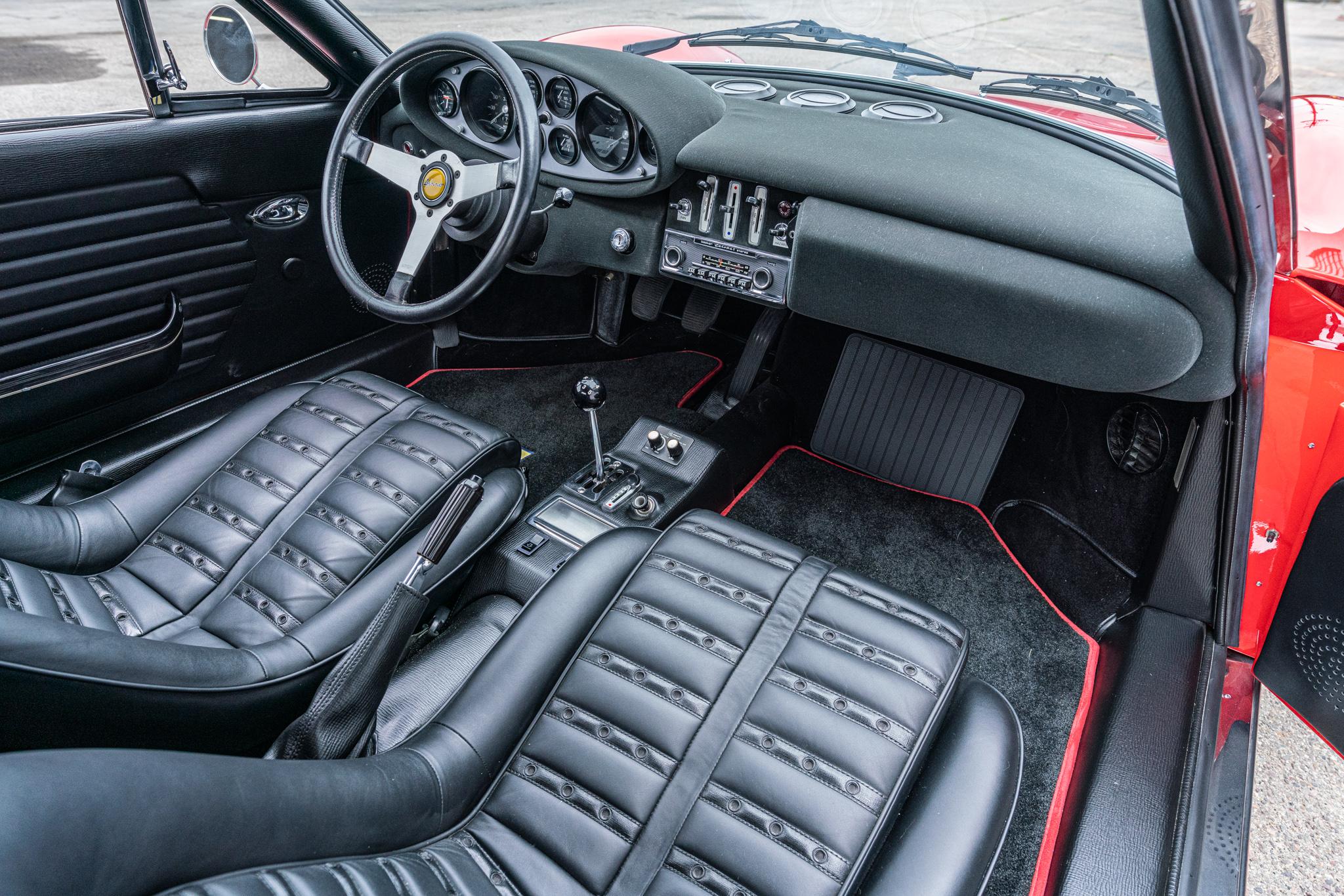 1974 Ferrari 246 GTS Dino #08284