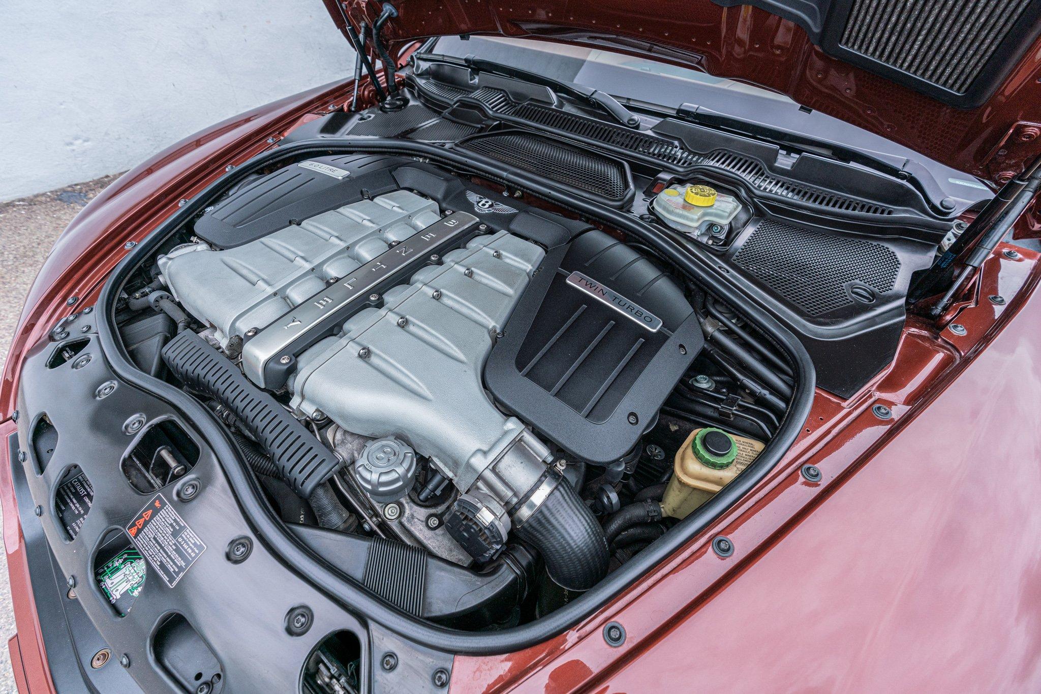 2005 Bentley Continental GT #027257