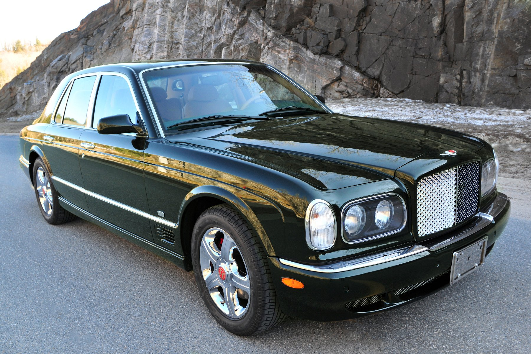 2001 Bentley Arnage Le Mans #CX06540