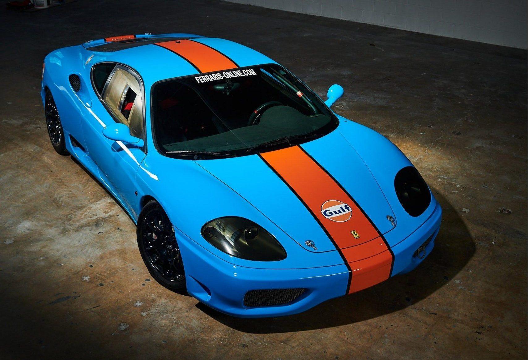2000 Ferrari 360 Challenge N-GT #119339
