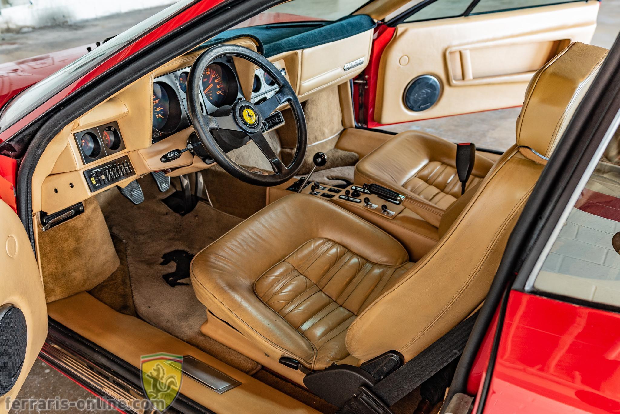 1984 Ferrari 512 BBi (Berlinetta Boxer) #51339