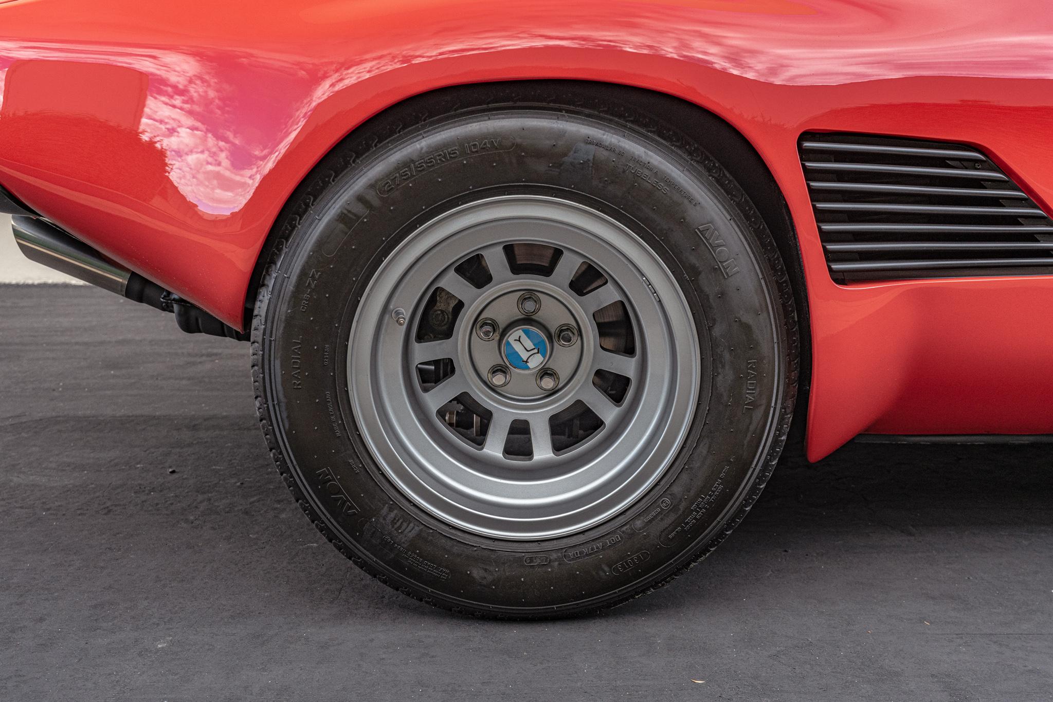 1989 Detomaso Pantera GT5-S #9547