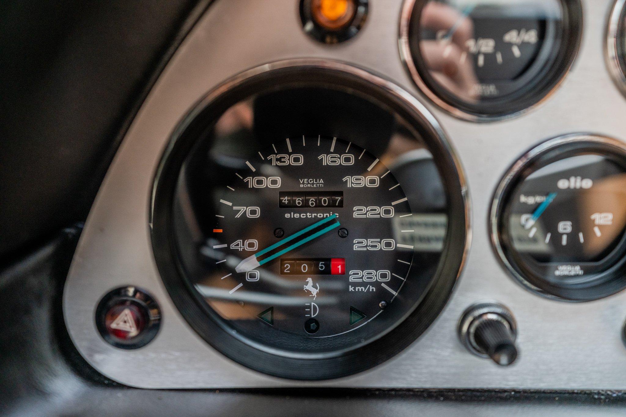 1976 Ferrari 308 GTB Vetroresina (Fiberglass) #19377