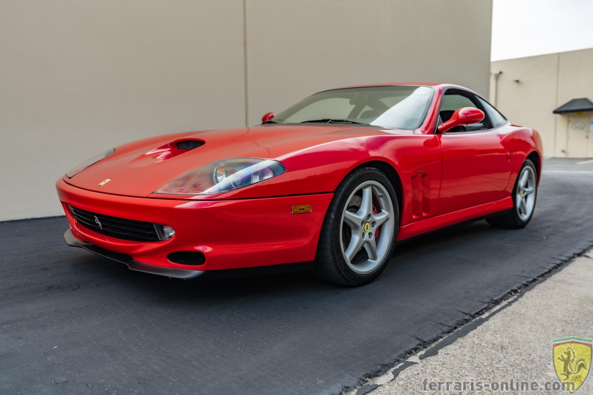 1999 Ferrari 550 Maranello #113517