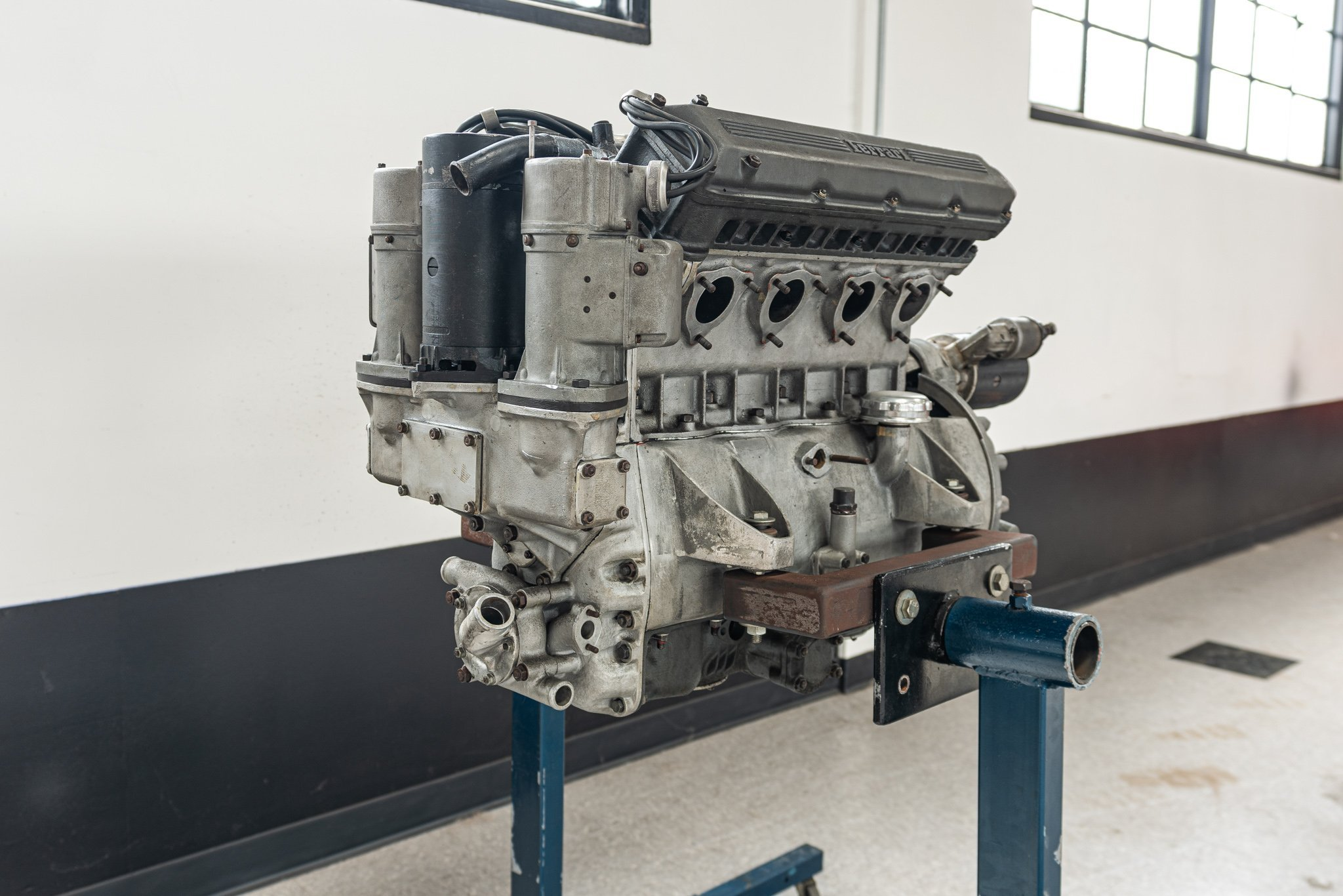 1955 500 Mondial Series II engine