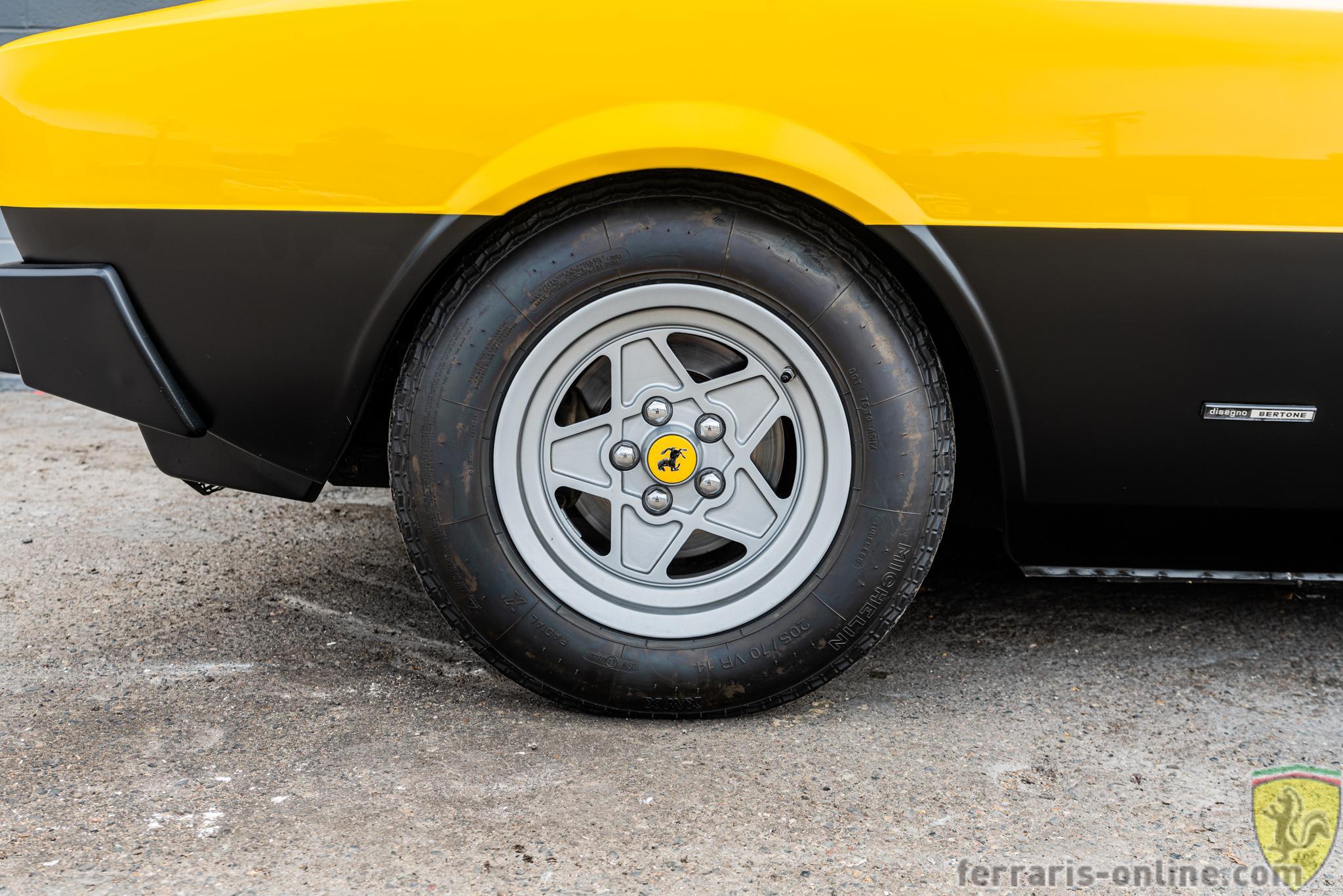 1975 Ferrari 308 GT4 Dino #09978GT