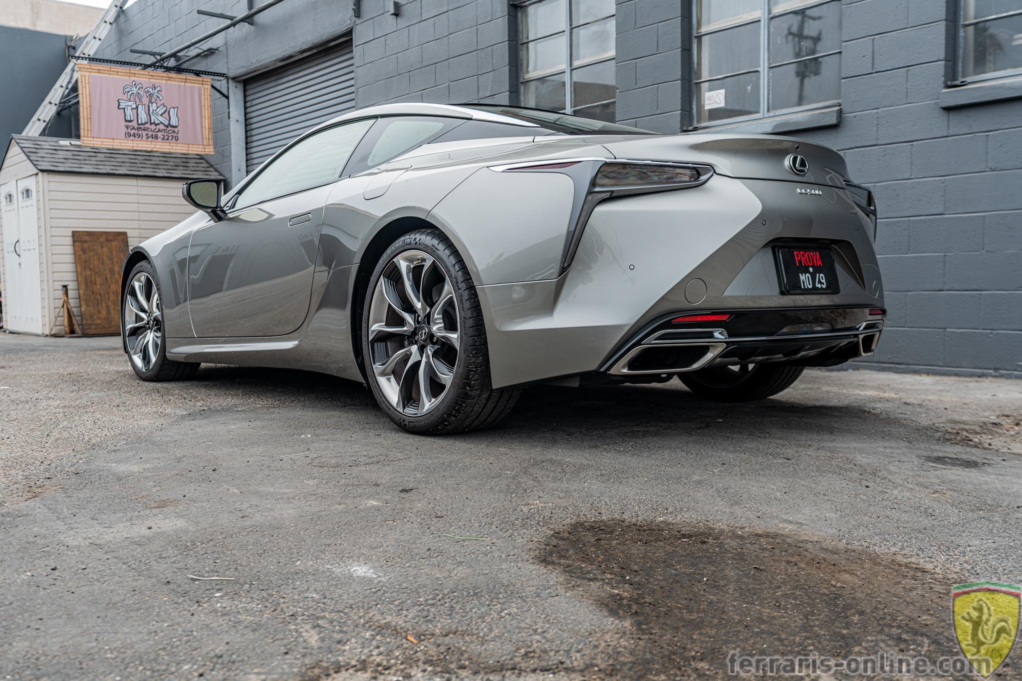 2019 Lexus LC500 #6315