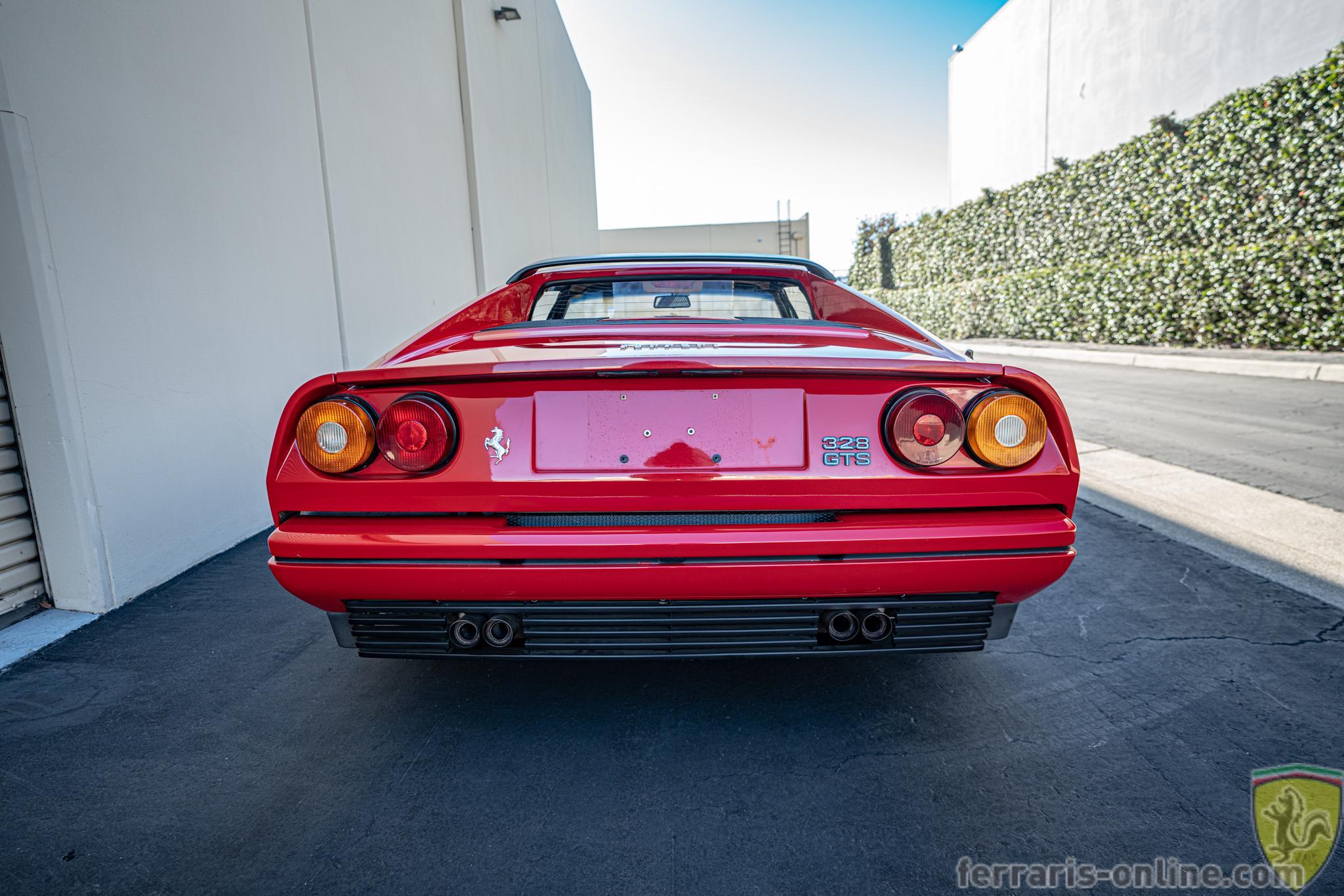 1988 Ferrari Classiched 328 GTS #77741