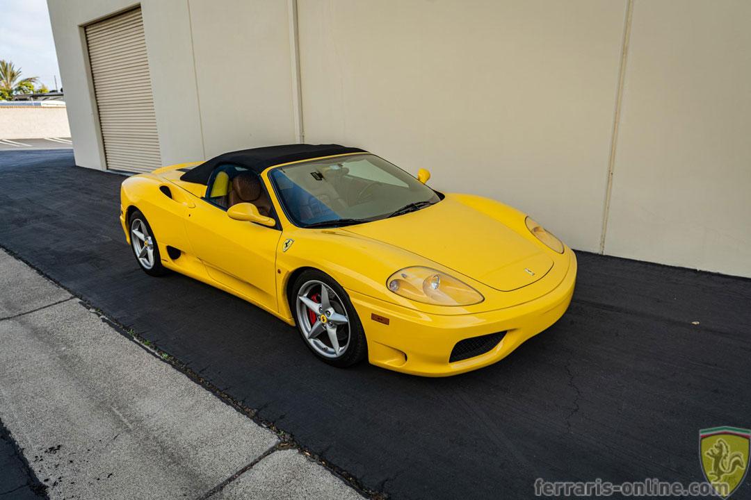 Ferrari Spider 360