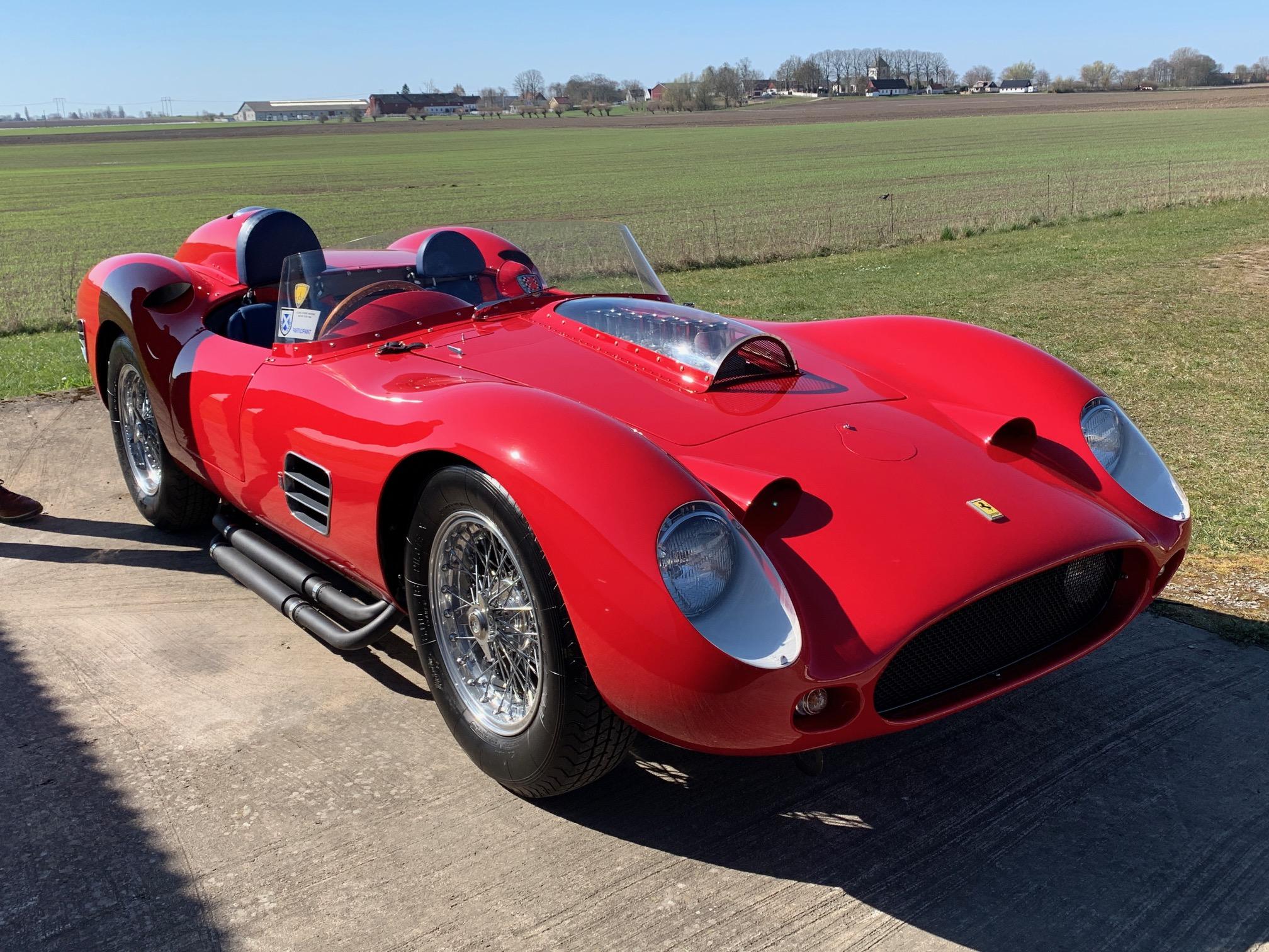 1959 Ferrari Testarossa for sale