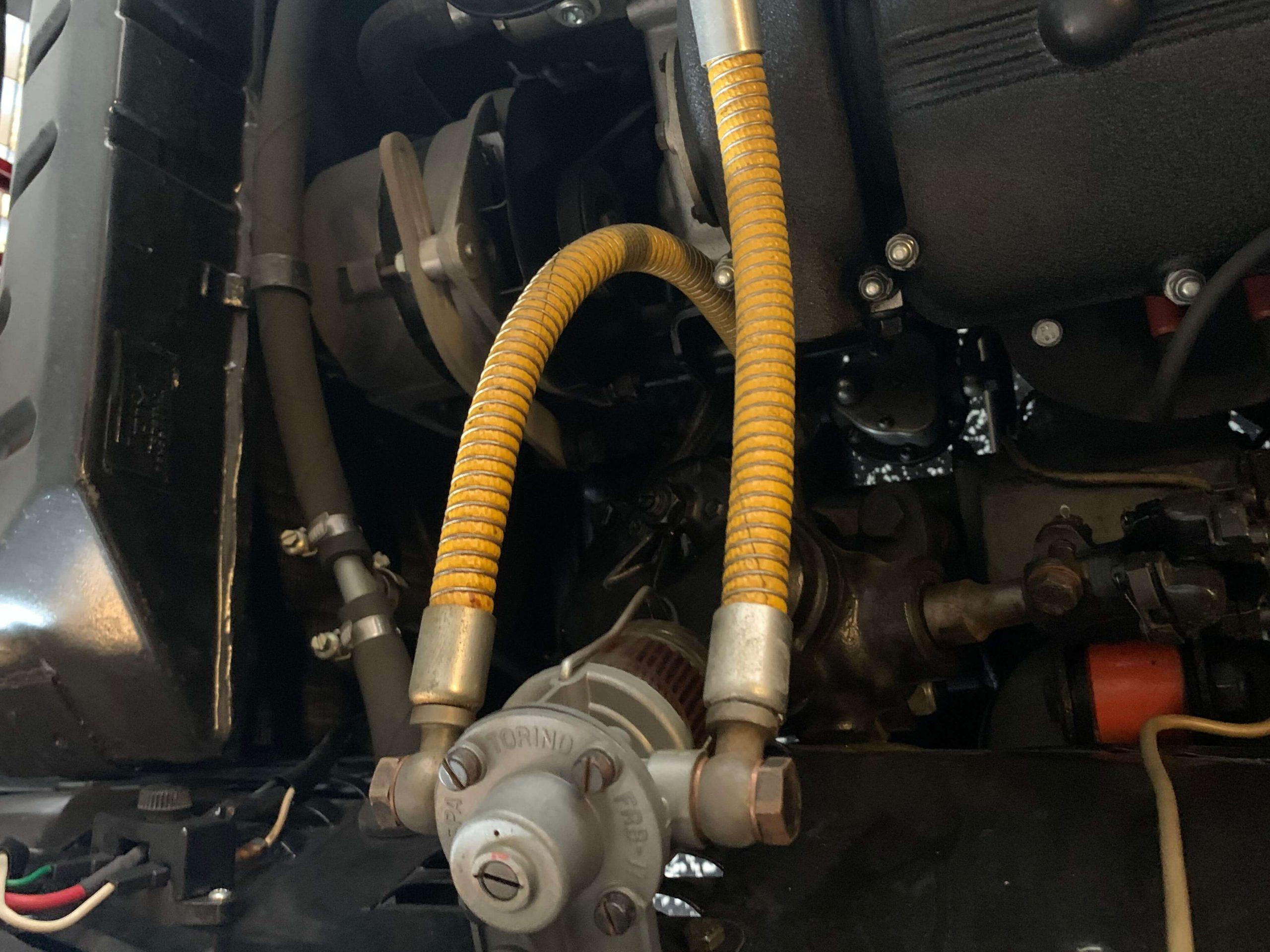 Ferrari 330 GTC Fuel filter