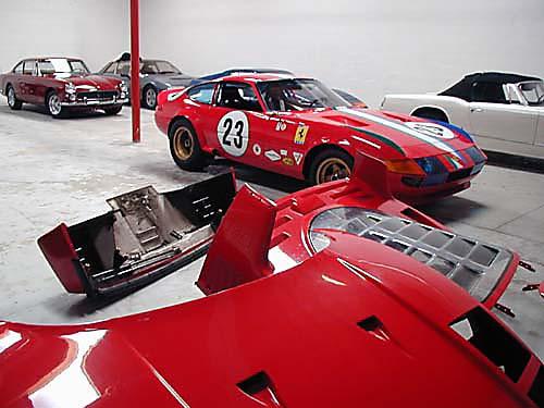 Ferrari 365 GTB 4/C