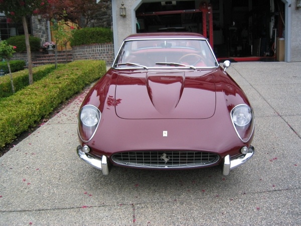 1963 Ferrari 400 Superamerica 5115 for sale