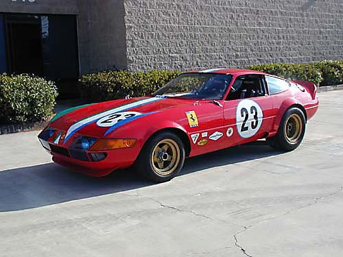 Ferrari 365 GTB 4/C Comp Daytona for sale