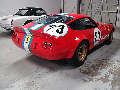 Ferrari 365 GTB 4/C Comp Daytona