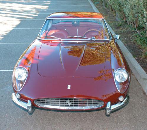 1963 Ferrari 400 Superamerica Front view high