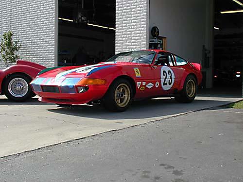 Ferrari 365 GTB4/C Comp Daytona