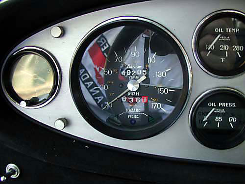 1974 Ferrari 246 GTS Speedometer