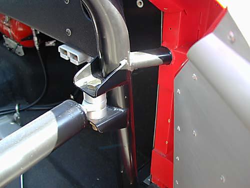 Ferrari 365 GTB4/C Comp Daytona a pillar